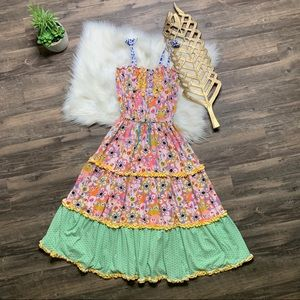Matilda Jane Tell Me More Maxi Dress
